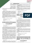 Resolución Ministerial Nº0068-2018-MINAGRI