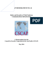 CSCAP Memorandum No.24 - Safety and Security of Vital Undersea.pdf