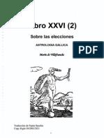 Libro XXVI [2] Mirín de Villefranche