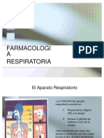 FARMACOLOGIA-RESPIRATORIA