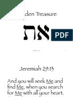 Hidden Treasure of Aleph Tav