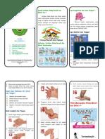 Leaflet Penyuluhan PHBS