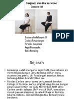 Carline Darjanto dan Ria Sarwono KELOMPOK IIII.pptx