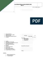 Formulir Registrasi Ulang Peserta Pbk Ok(1)
