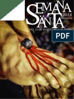 Semana Santa 2018 en Herencia (Ciudad Real).
