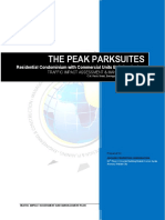 The Peak Parksuites_traffic Study_draft