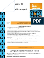 Auditing Gray 2015 Ch 16 the Auditors Report
