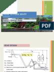 Planning & Design Minihydro Power Plant