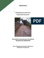 Proposal Pokmas Manjungan Berbaur.doc