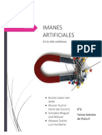 Imanes Artificiales