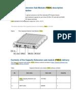 FBBA Flexi Capacity Extension Sub
