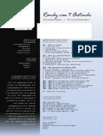 Plain Accountmanager CV RO