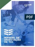 Manual de Orientação de Tcc