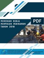 Pedoman Kerja Penyuluh Perikanan Tahun 2018