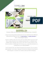 Godrej24 Document