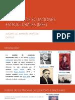 Modelos de Ecuaciones Estructurales (Mee)