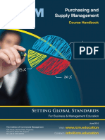Purchasing & Supply Management Handbook