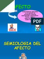 Exposicion de Semiologia Del Afecto