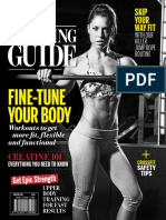 Strong Fitness Training Guide July 2015 USA
