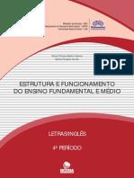 Livro Estrutura e Funcionamento