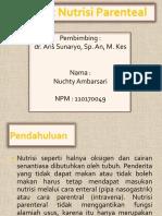 Referat Nutrisi Parenteal.pptx