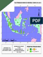 Peta Chart Penduduk Miskin Indonesia 2010-2012 - 15115084
