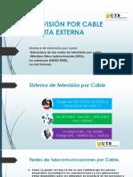 Televisión Por Cable Planta Externa