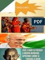 TRIPTICO DE LA LITERATURA HINDU