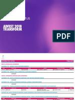 Adfest 2018 Finalist - Interactive Lotus