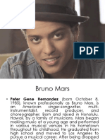 Bruno Mars.pptx