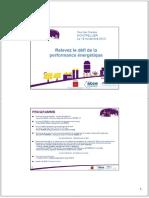 Relevez Le Défi de La Performance Énergétique - PDF