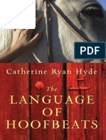 Hyde, Catherine Ryan - The Language of Hoofbeats (2014, Lake Union Publishing, 9781477824689,1477824685)