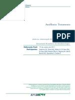 Anafilaxia Tratamento AMB 2011