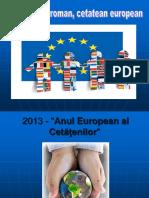 Eu Cetatean European