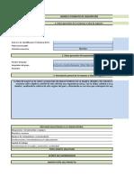Formato Financiero Plan de Negocio - Por Diligenciar