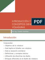 Introducción y Conceptos Generales de Voladuras