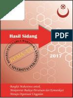 Hasil Sidang Kongres 2017.PDF