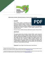 Movimentos Sociais Direitos Humanos e SS No Brasil2