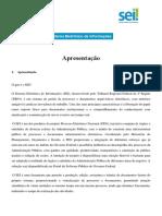 Sistema Eletrônico de Informações (SEI)