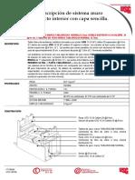 Tablaroca Technical Guide Muro Ducto Interior