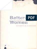 [Professor Elizabeth M. Schneider] Battered Women