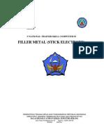 Filler Metal _Stick Electrode