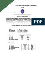 Cuestionario Modificado 26-2-2018