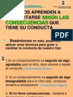 6 Tecnicas Modificacion de Conducta