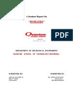 182651049 Boiler Report PDF
