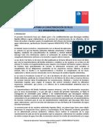 Guía para la Caracterización de Residuos Líquidos D.S. MINSEGPRES N°46_2002