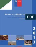 anuario2013 minero
