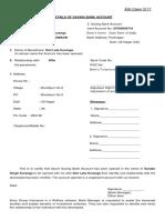 AGI Claim Form 3117