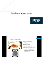 Stadium Abses Otak