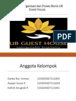 Struktur Ub Guest House